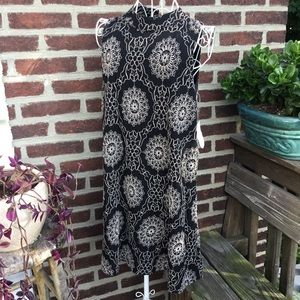 NWT altar'd state boho black lace dress